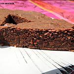 recette Gâteau chocolat au mascarpone sans oeuf, ni beurre