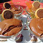 recette Mousse chocolat au café