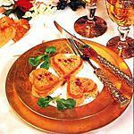 recette Petits coeurs de foie gras