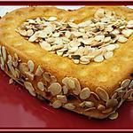 recette Gâteau de Savoie aux amandes