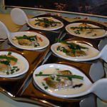 recette bouchées de moules a la ciboulette
