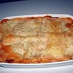 recette Lasagnes ratatouille/saumon fumé