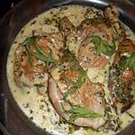 recette Cuisses de canard a l estragon