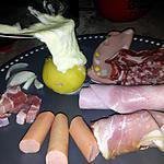 recette Raclette à la mozzarella