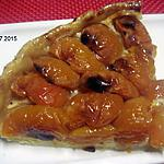 recette Tarte aux abricots.et Mascarpone.
