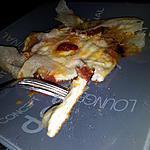 recette Feuilles de brick chorizo-mozzarella-oeuf