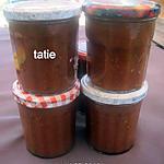 recette Sauce tomates à la sarriette.