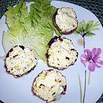 recette Champignons gourmands