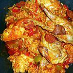 recette Lapin au riz bomba