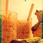 recette Riz au lait à la cannelle
