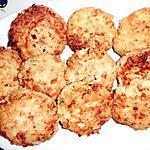 recette CROQUETTES DE CHOU FLEUR