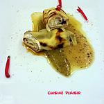 recette Crêpes à la ricotta sauce aux 2 kiwis & rhum brun