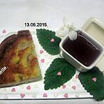 recette Gâteau aux poires.
