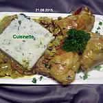recette Cuisses de poulet au curcuma.