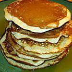 recette Pancakes aux sirop d'erable( Très fàcile a faire)