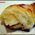 recette Croissants pour le petit déjeuner