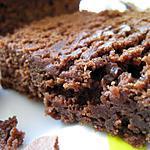 recette Cake au chocolat noir fondant