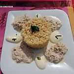 recette Rillettes de thon aux grains de blé