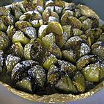 recette Tarte rustique santé aux figues blanches