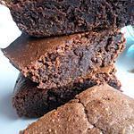 recette un fondant chocolat courgettes