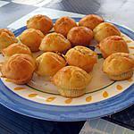 recette Bouchées apéritives au thon et au jambon