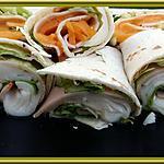 recette Wrap express façon croque-monsieur