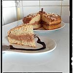 recette tarte tropézienne à la pralinoise