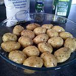 recette Mes pommes de terre ratte au four ( nature ou au grès de vos envies ;-)  )