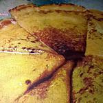 recette Les Crêpes Suzette