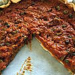 recette Tarte Tomates Olives