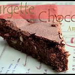 recette ** Des courgettes et des amandes pour un Gâteau au Chocolat Fondant Moelleux & Sans beurre **