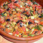 recette Ratatouille au four
