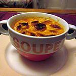 recette potage tomates courgettes, fenouil