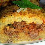 recette Roulé de pommes de terre à la viande
