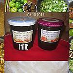 recette Fiche Recette Confiture rhubarbe. prunes.tomates verte