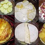 recette Tartiflette aux pommes de terre.