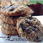 recette Biscuits à l'avoine et pépites de chocolat