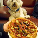 recette PIZZA AU CHORIZO ET CŒURS D'ARTICHAUT