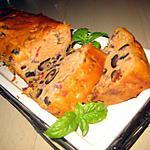 recette Cake salé aux olives noires