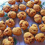recette Cookies aux tomates séchées