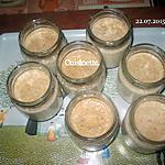 recette Yaourts aux grains de Mascarpone.