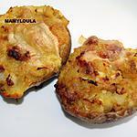 recette Pommes de terre farcies