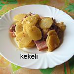 recette Pommes de terre à la lorraine