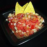 recette Salsa mexicana
