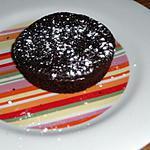 recette moelleux au chocolat et à la cannelle