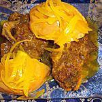 recette tagine coings  exquis de ma mère...pour un tsunami gastro  a table...