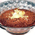 recette crème dessert au chocolat ...divin...