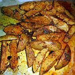 recette Potatoes au four