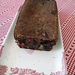 recette Cake au boudin noir et aux pommes