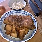recette Travers de porc caramélisés au miel